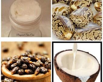 Jamaican Black Castor Oil Treatment Hair Paste, Stimulates hair growth, Dandruff, Repair, Silk Amino Acids, Pro Vitamin B5