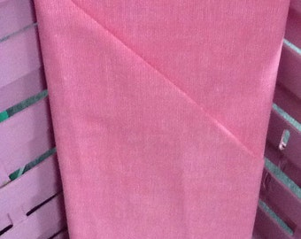 no. 1023 Bubblegum pink Cool Weave Fabric by the Yard