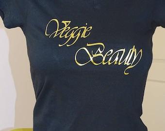 """T-shirt women """"Veggie Beauty"""""""