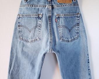 Vintage Levi s 512 26 27, High Waist Dad Jeans, Slim Fit Tapered Leg Levi s b94d3423d9