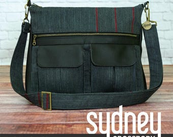 Sydney Crossbody - Swoon Patterns - Bag Pattern