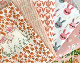 Hippity Hop Fat Quarter Bundle