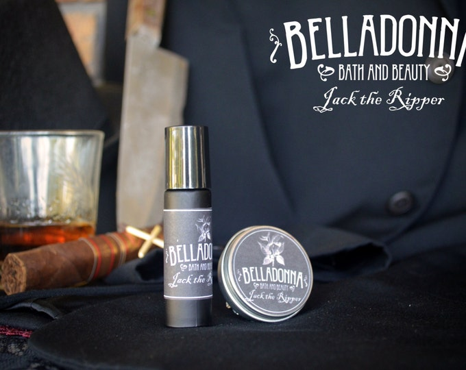 Belladonna Apothecary: Jack the Ripper Men's Fragrance