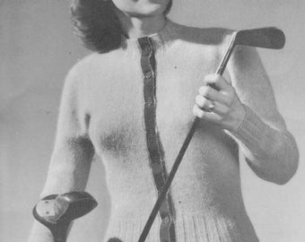 Parkway Sweater 1940
