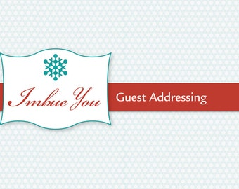 Guest Addressing - Add On