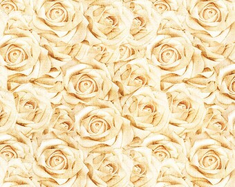 Quilting Treasures, I Do, Champagne Roses