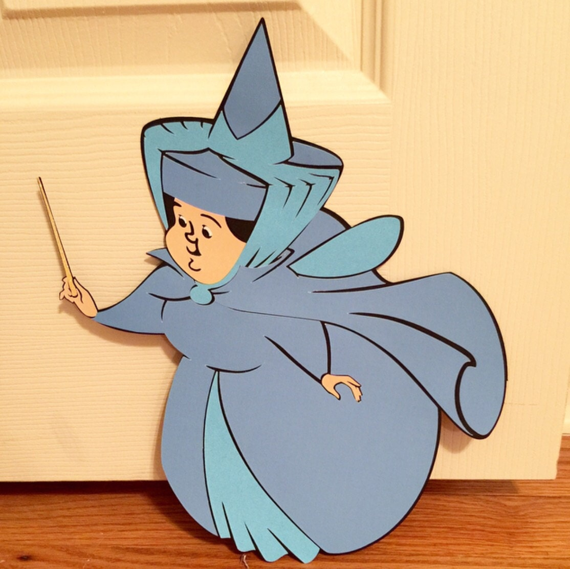 1ft Sleeping Beauty Disney Party Decoration Merrywhether