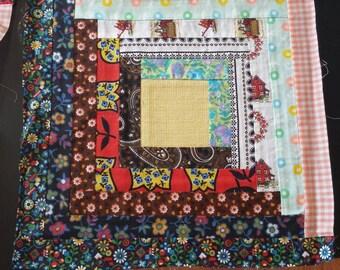 56 Vintage Quilt Squares