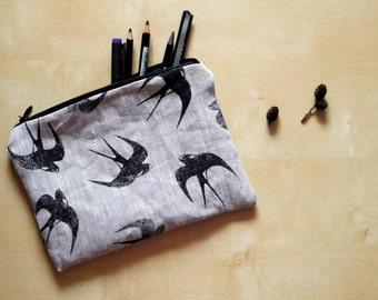 Small purse 'Bird'