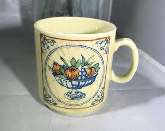 Kronester Bavière tasse à café tasse avec delft néerlandais tuile