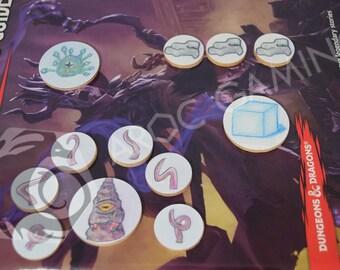 RPG Token Set - Classic Dungeon Surprises