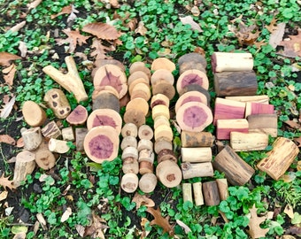 Tree Blocks 70 piece Master Set  -Shipping Included