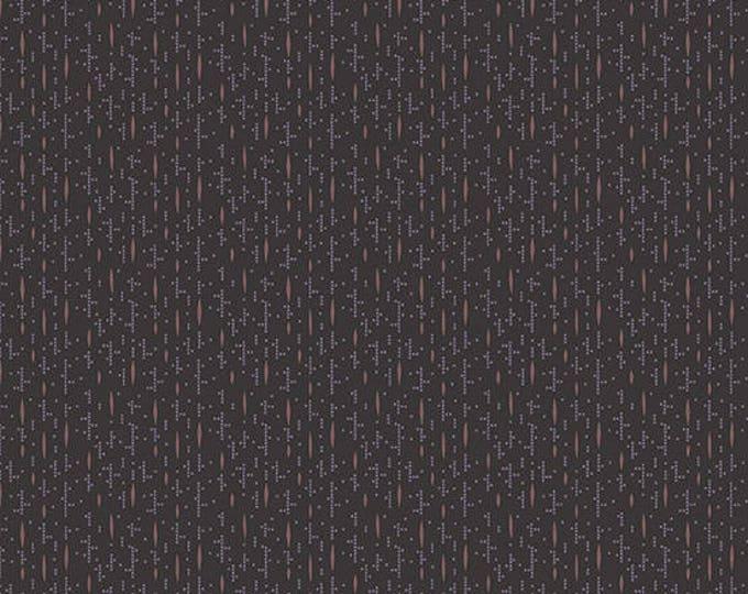 Lampblack - Nubby Stripe Red Blue 8478K - 1/2yd