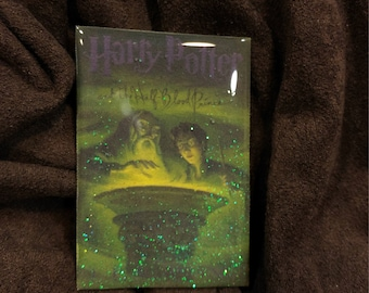 Harry Potter and The Half Blood Prince Pin