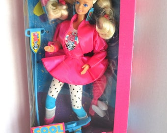 Cool Times Barbie by Mattel No. 3022 Made in 1988 NIB