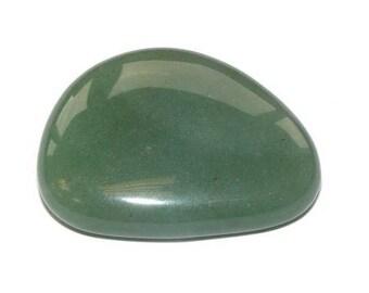 Green aventurine stone