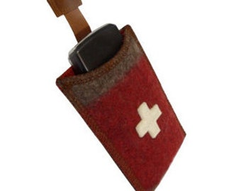 WD246 Swiss Army Blanket Phone Holder Iphone 4 & 5