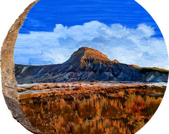 Mount Garfield - DCM192