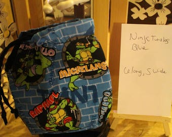 TMNT Blue Pouch