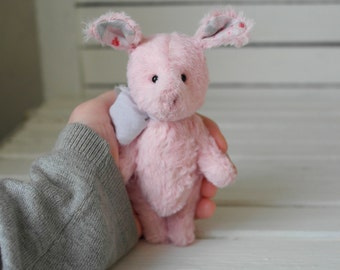Amarante the pig, IrisBears, 5 inches, IrisPigs