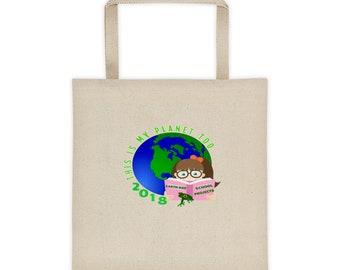Earth Day School Tote Bag