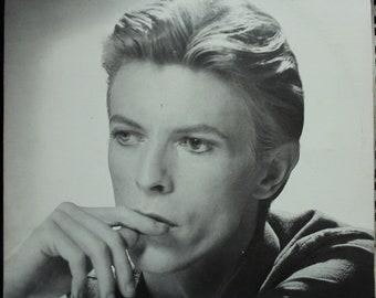 David Bowie : Changes One Vintage LP Vinyl Record Album