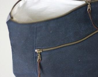 Zipper Pouch, Double Zipper Pouch