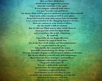 Desiderata Download