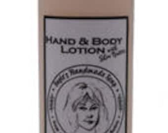 8 Ounce Hand & Body Lotion