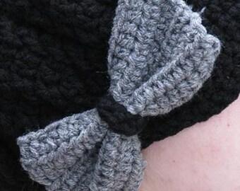 Simple Bow Crochet Pattern