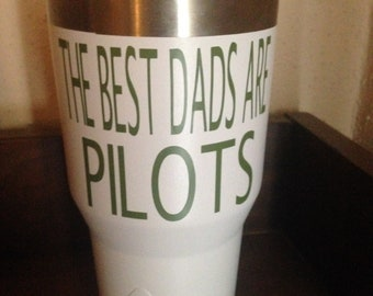 Personalized father/grandfather Tumbler cups