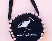 Yeah Righto Mate Bag - Handmade by Alice