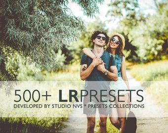 500+ Lightroom Presets Modern Photography Big Discount Bundle