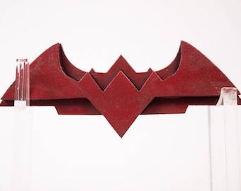 2d or 3d Red hood Prop Detail (Red Hood, Batman, Arkham, Gotham)
