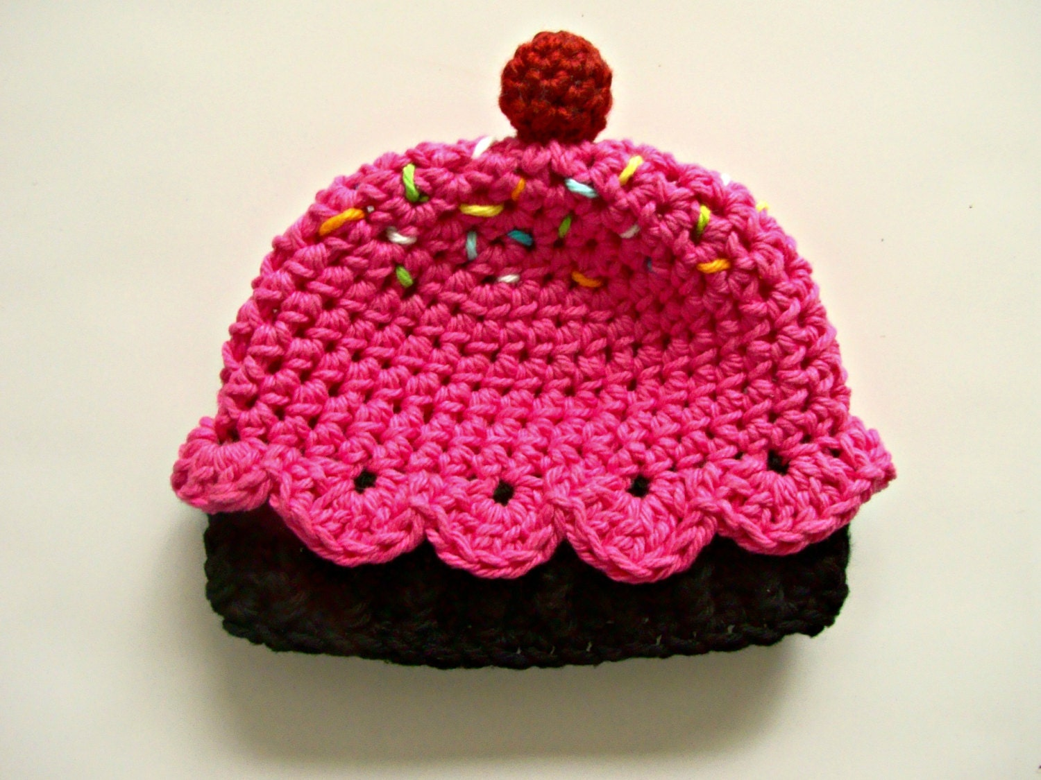 Magnificent Knit Cupcake Hat Pattern Photos - Blanket Knitting ...