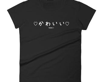 Kawaii WOMEN'S T-SHIRT / Kawaii Clothes / Kawaii T-shirt
