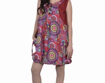 chic dress evening dress casual dress summer dress flower girl dress hippie dress mandala dress