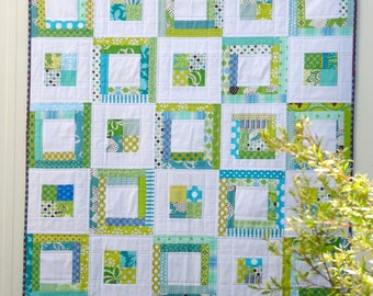 Alice - A Quilt Pattern by Red Pepper Quilts - Immediate Download