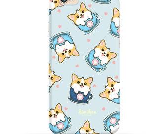 iPhone 6 Case, iPhone 6S Case, iPhone 7 Case, iPhone 6 Plus Case, Corgi gifts, Corgi, Galaxy S6 Case, iPhone SE Case, iPhone 5 case