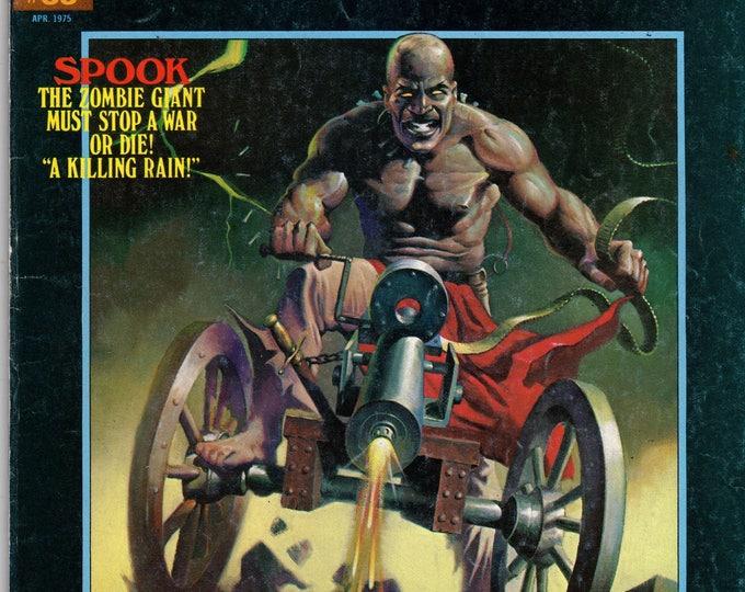 Warren EERIE Magazine Horror #65 April 1975 Issue FN/VF