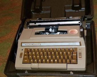 Vintage Smith Corona Twelve Electric Typewriter - Model 3