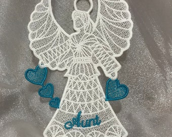 Aunt Angel (Free Standing Lace)