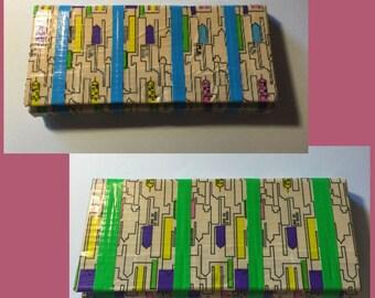 Cash Envelope System: Wallet & Envelopes - Cityscape
