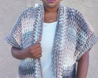 The Lost Without You Cardigan Pattern
