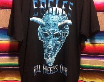 The Eagles Hell Freezes Over 1994  1995 Concert Tour Tee