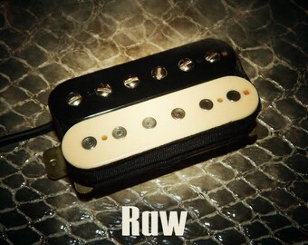 Raw Bridge Or Neck Model | Your Choice Of Any Custom Model And Finish.