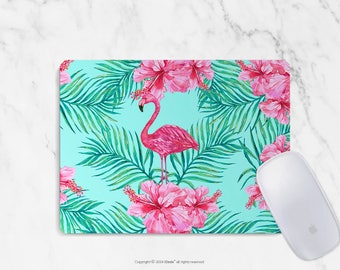 Flamingo Mousepad Palm mouse pad Round mousepad Rectangle Mouse pad Beautiful Design Mouse mat Cute gift Mousepad 27