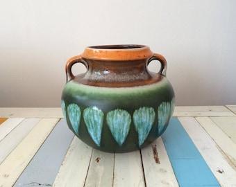Vintage Bay West Germany vase