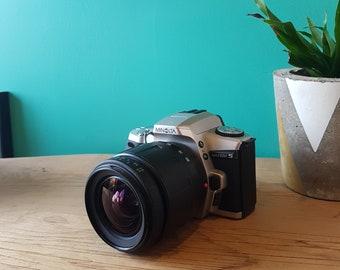 Minolta Maxxum 5 35mm SLR - Minolta AF 28-80mm f3.5-5.6