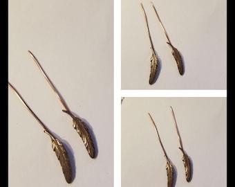 Artisan Feather Headpins